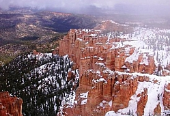 Bryce Canyon Squall