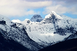 Little Matterhorn of Glacier National Park