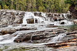 Sacred Dancing Falls
