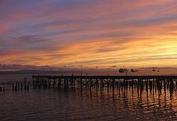 Sunset at Astoria