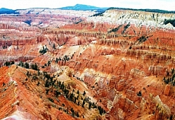 Looking Toward Bryce Point