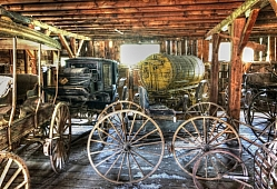 Pioneer Wagons - Wagons and Buggies Collection No 4