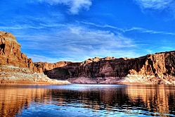 Colorado River at Slick Rock Canyon