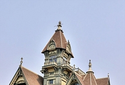 Eureka's Eclectic Carson Mansion