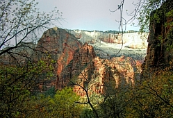 Virgin River Valley at Zion