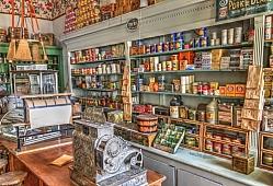 Buford's Grocery - Vigilante Vintage Series