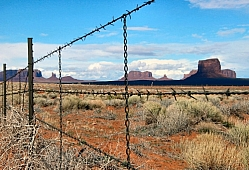 Barbed Wire Buttes