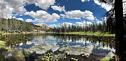 Butterfly Lake Wide Angle