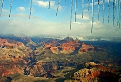 Grand Canyon Ice