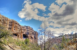 Gila Ruins, New Mexico