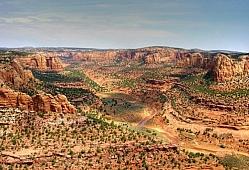 Tsegi Canyon HDR