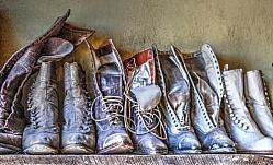 Ladies Boots - Vigilante Vintage Series
