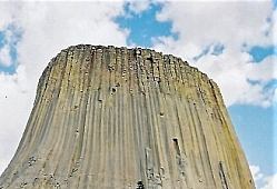 Devil's Tower - A Climber's Heaven